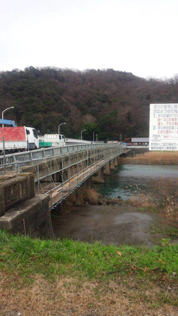 北陸新幹線工事①