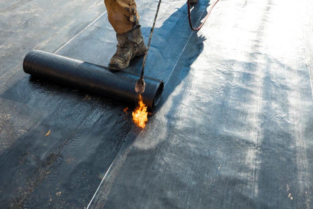 防水工事の代表的な3つの工法